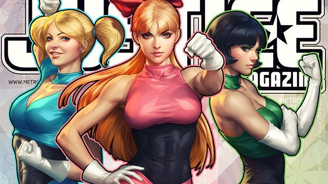 The Powerpuff Girls, All Grown Up