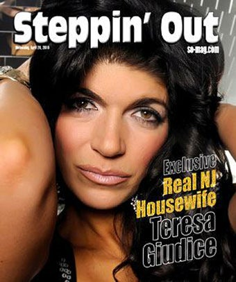 Real Housewife Teresa Giudice On Her New Buh-bees