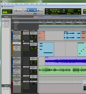 Mac software editing audio