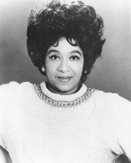 R.I.P. Betty Allen