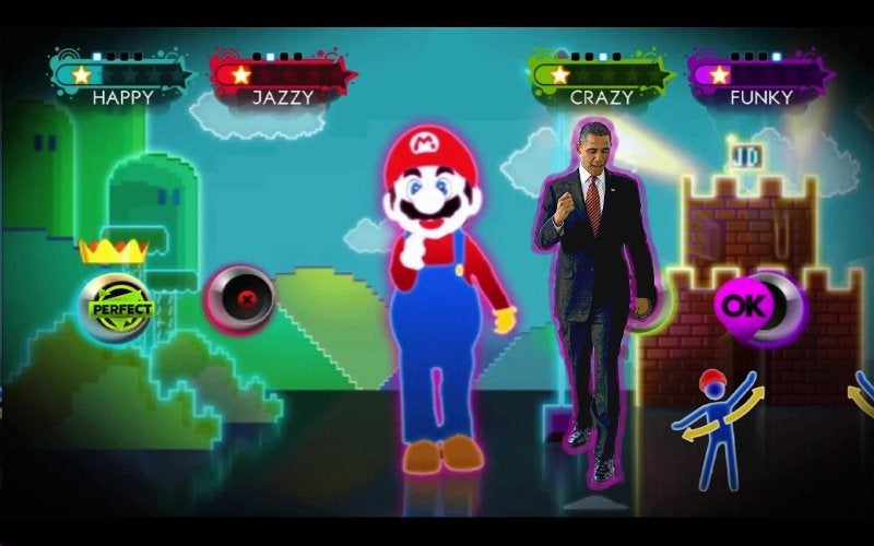 The Politics of Just Dance: Winners