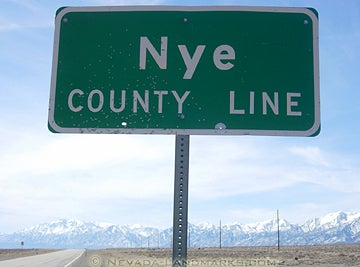 America's Worst-Run County: Nye County, Nevada