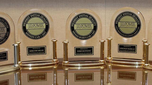 COTD: J.D. Power Award Edition