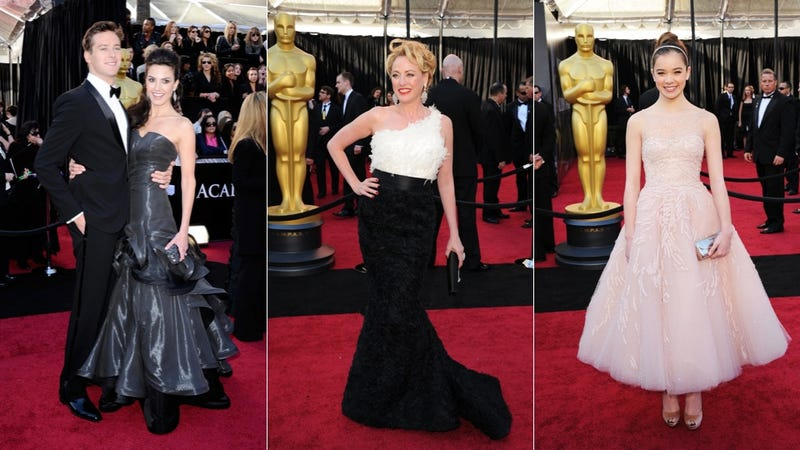 2011 Oscars Red Carpet Fashion Extravaganza