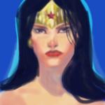 iPad Wizardry: Jim Lee Sketches Wonder Woman