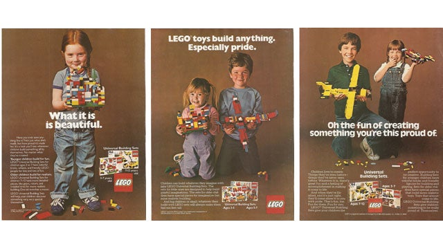 A History of Gender in...LEGO Minifigs