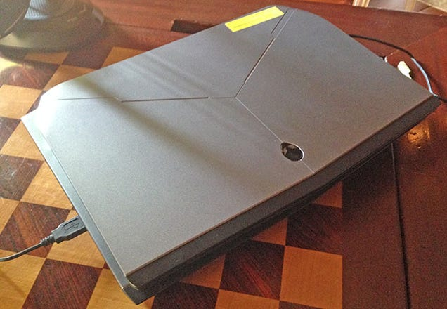 The New Alienware 13-inch Laptop Promises Pro Gaming Without Backache