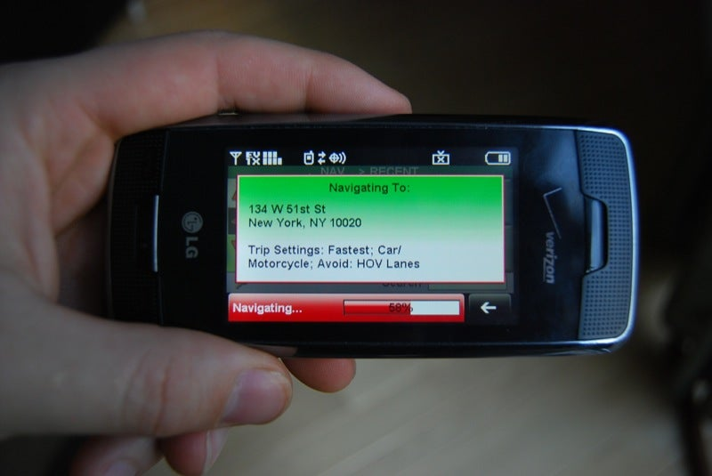 LG Voyager from Verizon Wireless Reviewed (Verdict: Ambitious But Flawed)