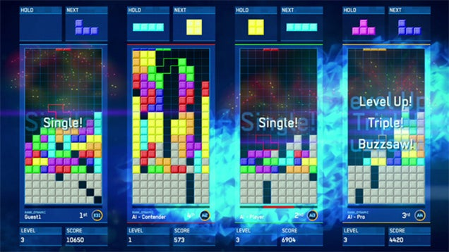 Ubisoft Prepares To Unleash The Absolute Pinnacle Of Tetris