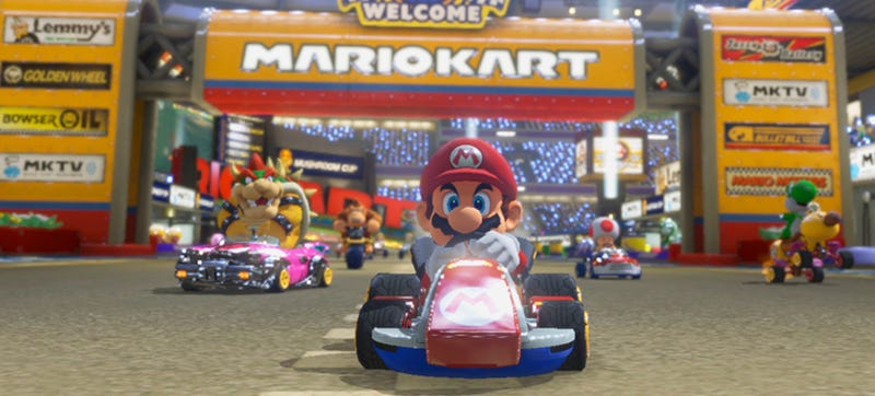 Mario Kart 8 Gets Back To Classic Tracks With Unbelievable Graphics
