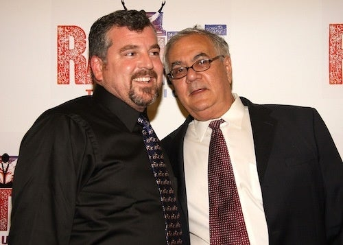 Barney Frank's Boyfriend Rescues Him From Drunk Ophthalmologists on Flight From Tea-Party Hell