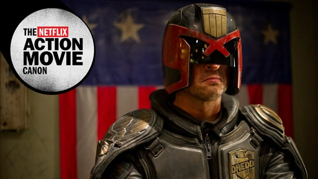 Dredd Is The Second-Best Drug-Fortress Action Flick Ever