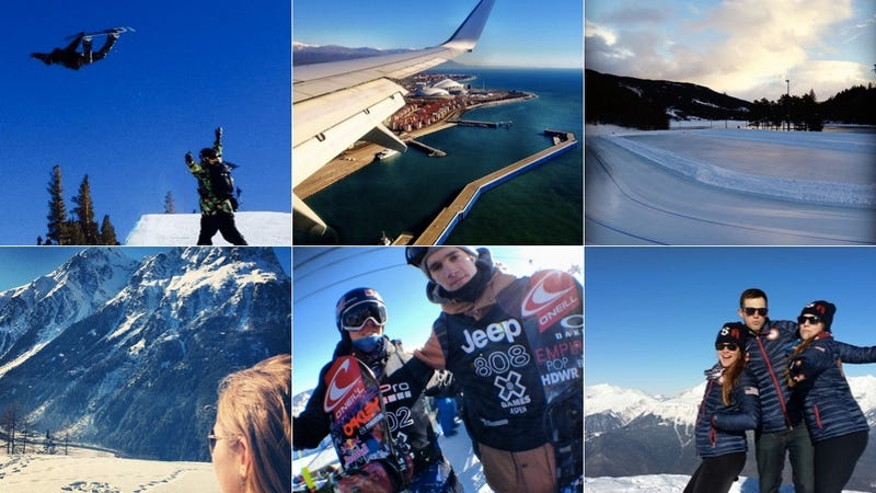 The 19 Sochi Olympians You Should Follow on Instagram
