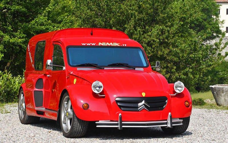 20 Frankencars: Frankencar Photos