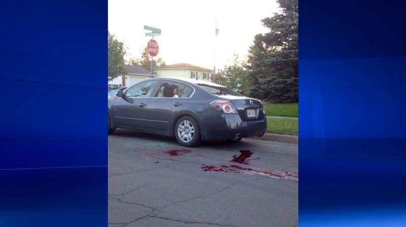 Manhunt Underway After Gunman Kills 3 Police Officers in Canada