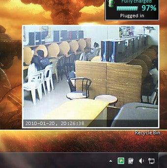 Desktop Eye Puts Webcam Surveillance Right in Your Windows Sidebar