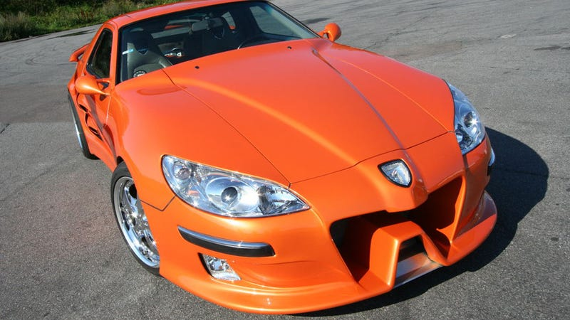 The Ten Most Tasteless Tuner Cars