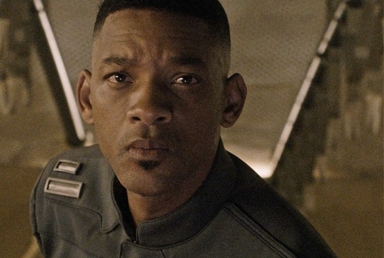 Will Smith to star in terrorist-fighting superhero movie Brilliance