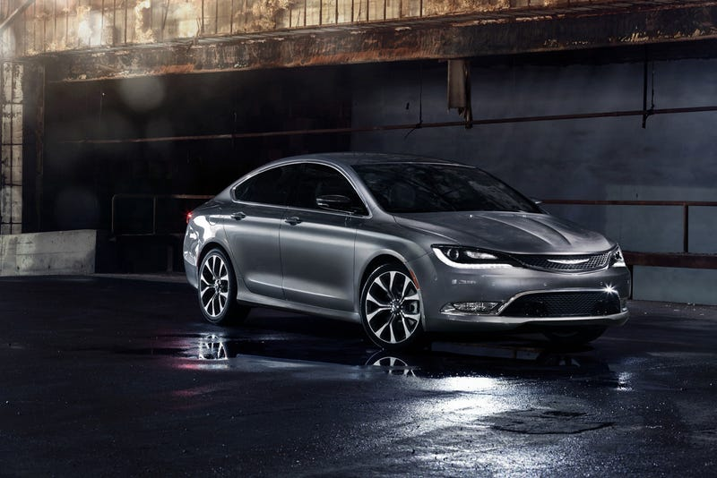 The 2015 Chrysler 200 Aims To Make You Forget The Sebring Forever