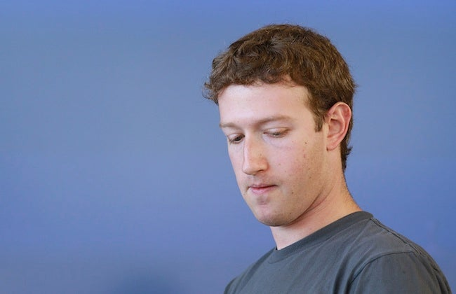 Mark Zuckerberg Gets Another Letter from Congress