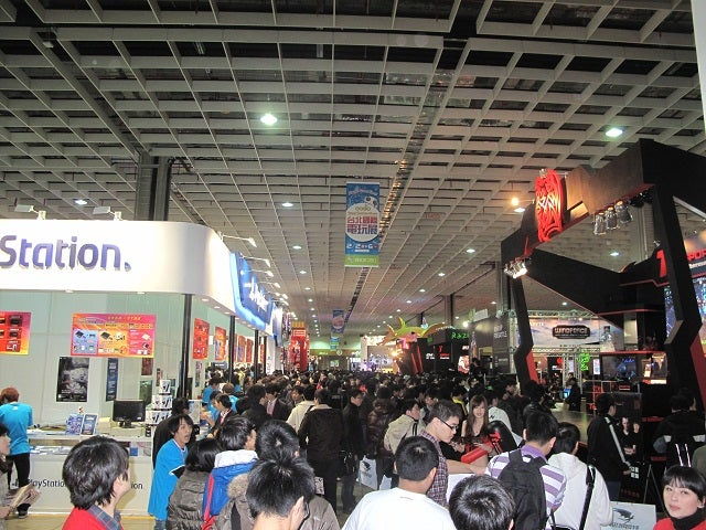 The Taipei Game Show Is Looking To Go International