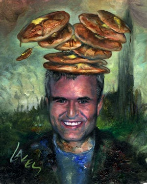 Masterpiece Nick Denton, With Pancakes Back on the Market