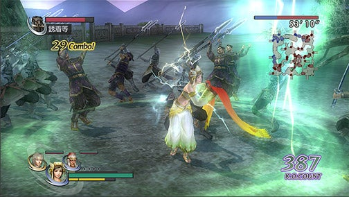 New Warriors Orochi Game Has North American Release Canned