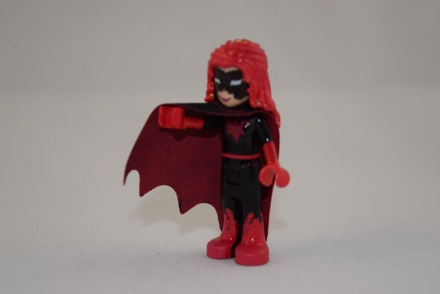 Artist turns Lego's 'Friends' dolls into badass superheroines
