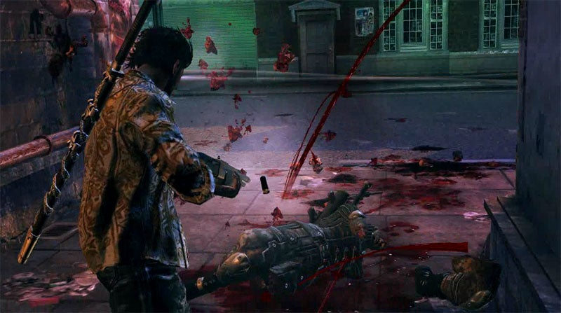 Ninja Gaiden Creators Reveal Devil's Third, The Bloody New Shooter From Valhalla