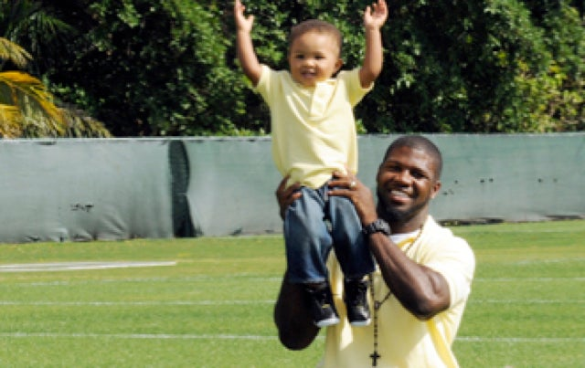 Devin Hester Wrote 436 Words About His Son