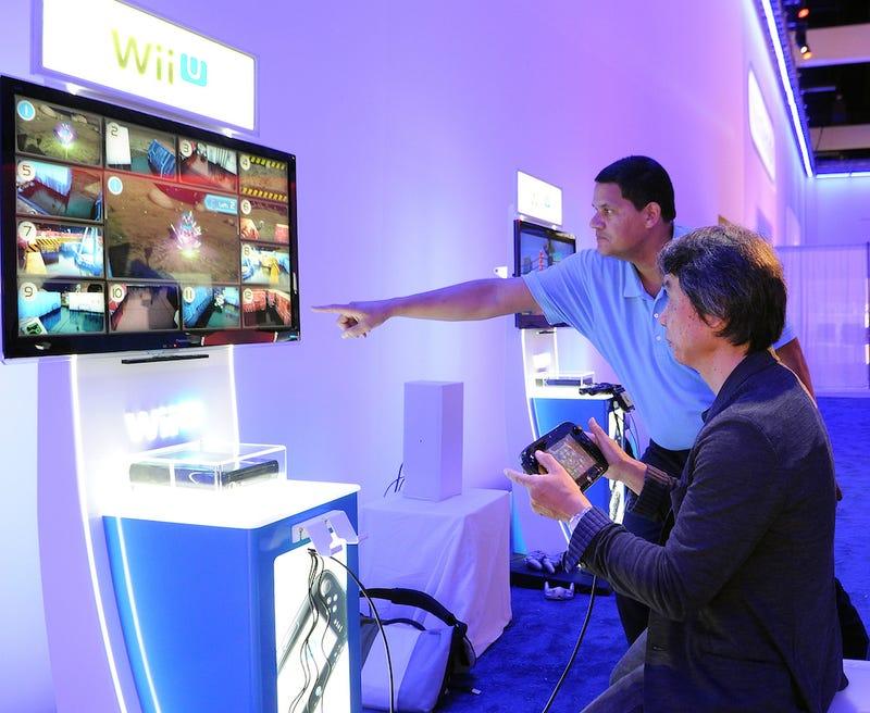 One of Shigeru Miyamoto's Weird New Wii U Game Ideas Is Excellent