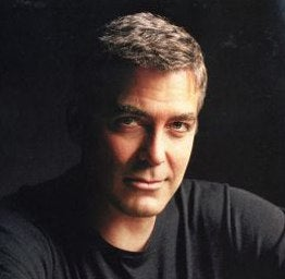 George Clooney's Sexy Stare Is Deadly To Goats