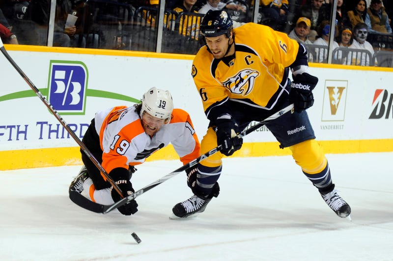 Shea Weber's Massive Flyers Offer Sheet Is A CBA-Beating Masterpiece