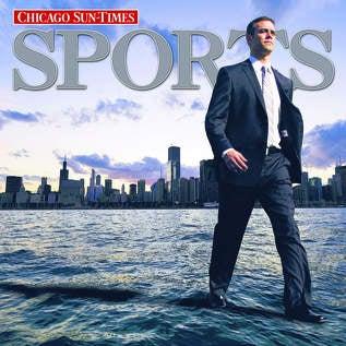 Rick Telander: Cubs President Theo Epstein Might Walk On Water This Season (Or Something)