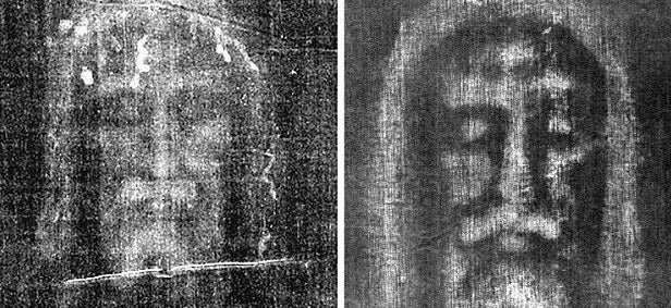 How to Make Your Own Shroud of Turin