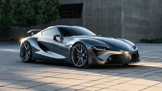 The Toyota FT-1 's New Look Will Make You Want A New Supra So Bad