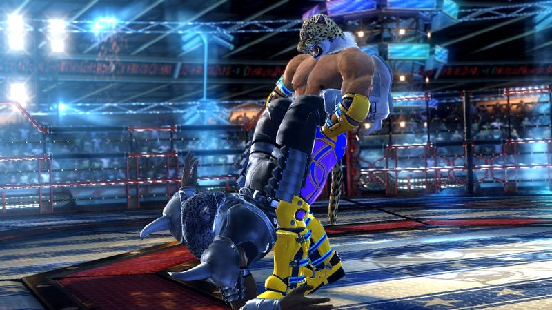 The Tags, Pandas and Yoshimitsus of Tekken Tag Tournament 2