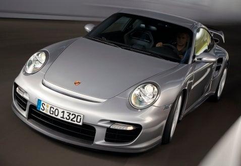 Frankfurt Auto Show: Porsche GT2