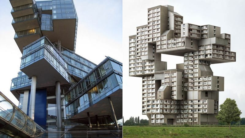 This Building Is Too Insane To Be a Bank