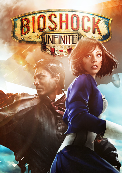 You Can Vote For BioShock Infinite's Reversible Cover Art