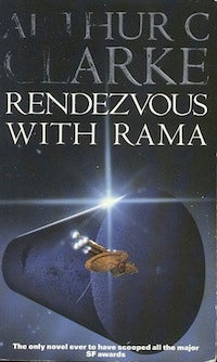 Hey, Morgan Freeman: Here's how to make a Rendezvous With Rama movie