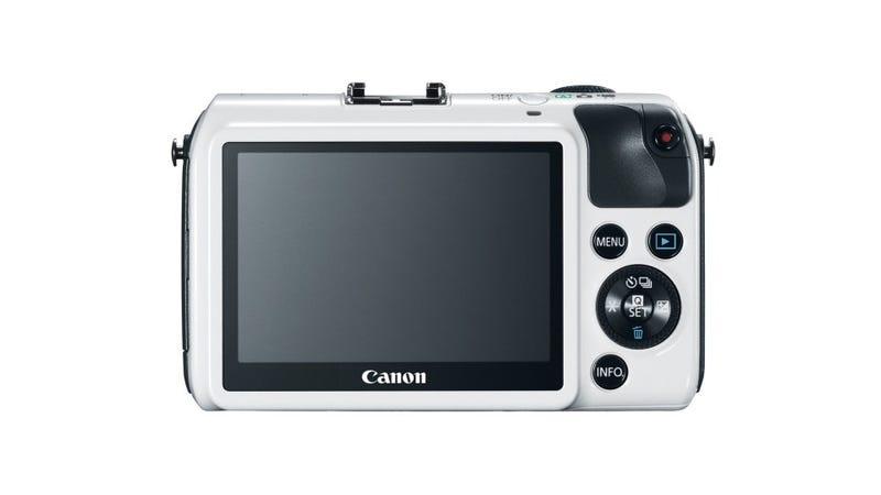 Canon EOS M Gallery