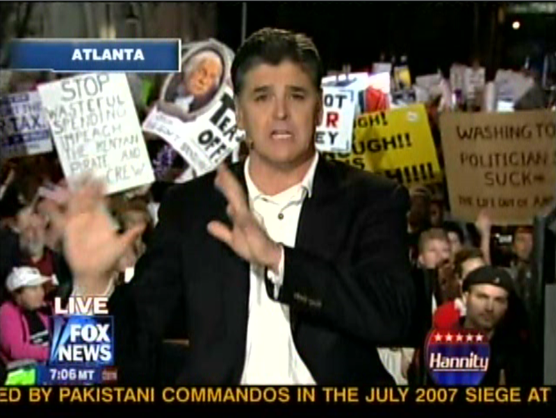 Fox News Does Not Sponsor Racist Rallies, So Stop Saying That!