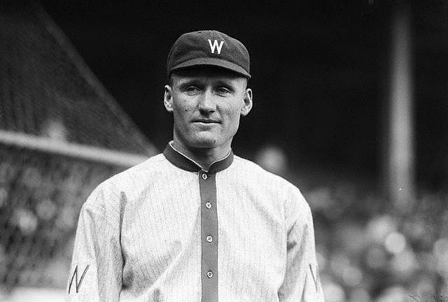 Have You Ever Wanted To Hear Walter Johnson's Voice?