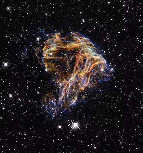 The Biggest Space Explosions Ever Recorded