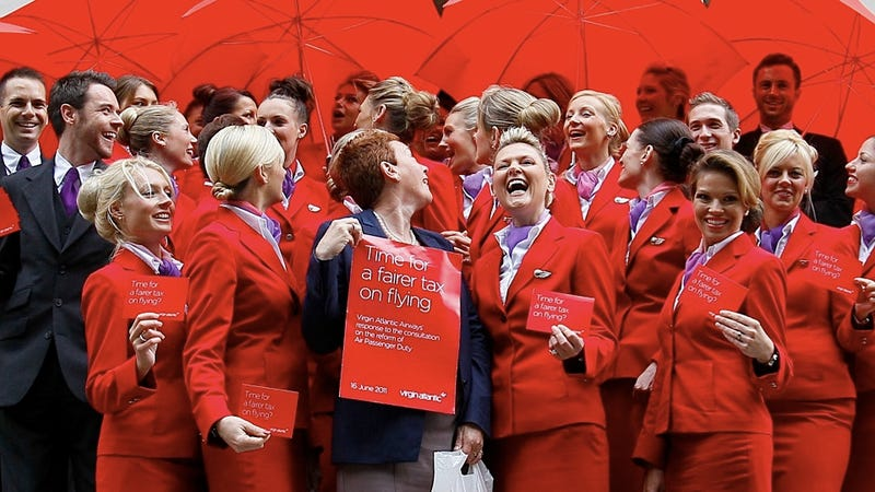 Virgin Australia Politely Asks Its Flight Attendants to Tone Down the 'Sex Look'
