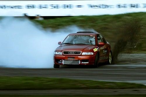 2010 Gatebil Drifting