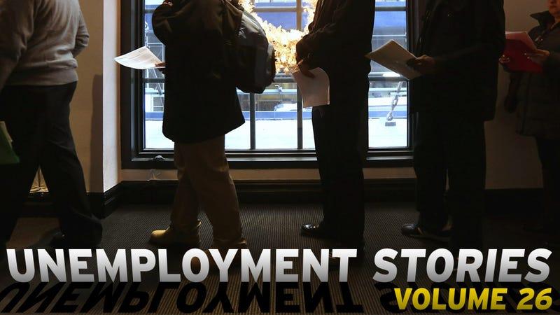 Unemployment Stories, Vol. 26: 'I Want Hope'