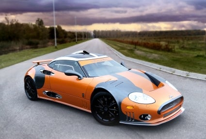 Spyker C8 Laviolette LM85 Gets A Web Reveal Before Hitting LA Show Floor
