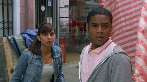 Sarah Jane Adventures The Empty Planet promo pics